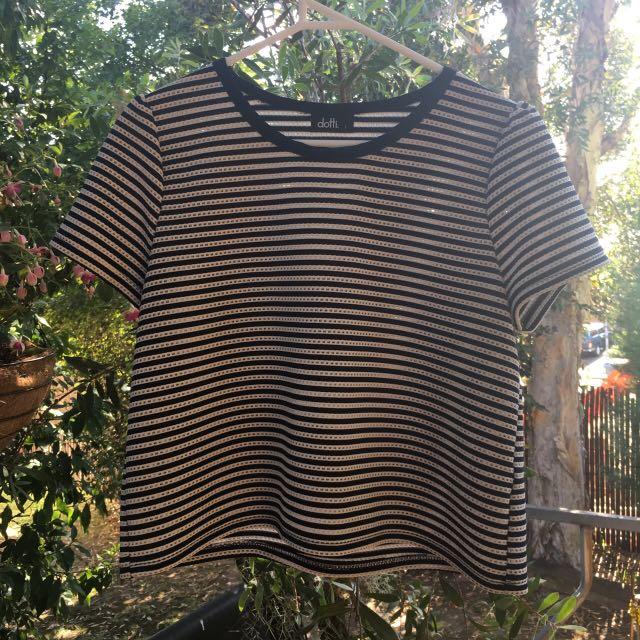 Dotti Cropped T-Shirt