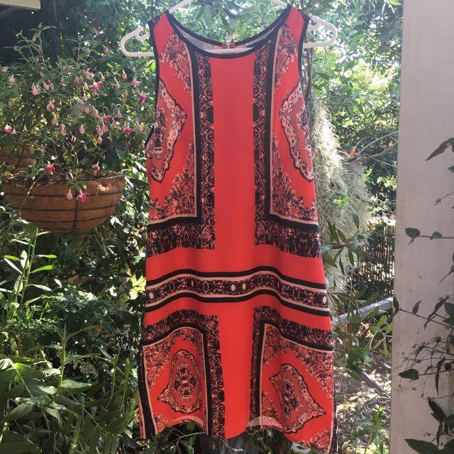 Dotti Shift Mini Dress