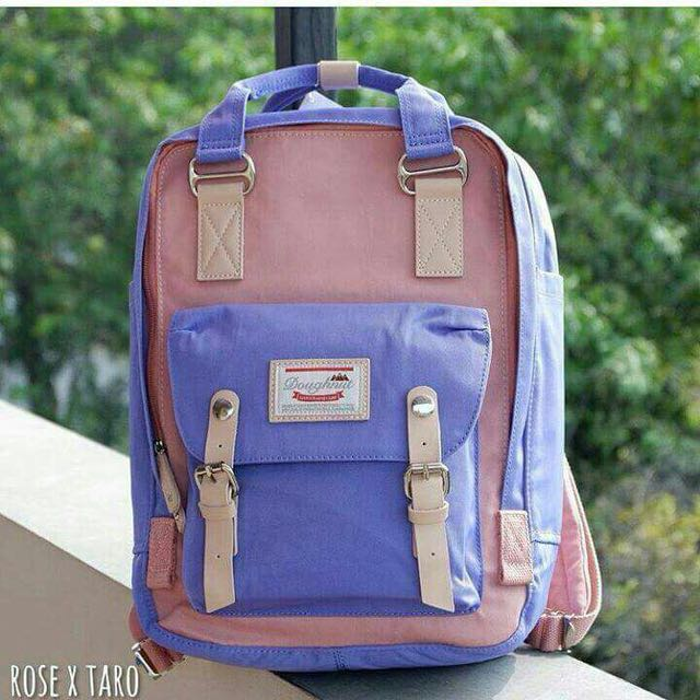 Doughnut Macaroon Backpack Original