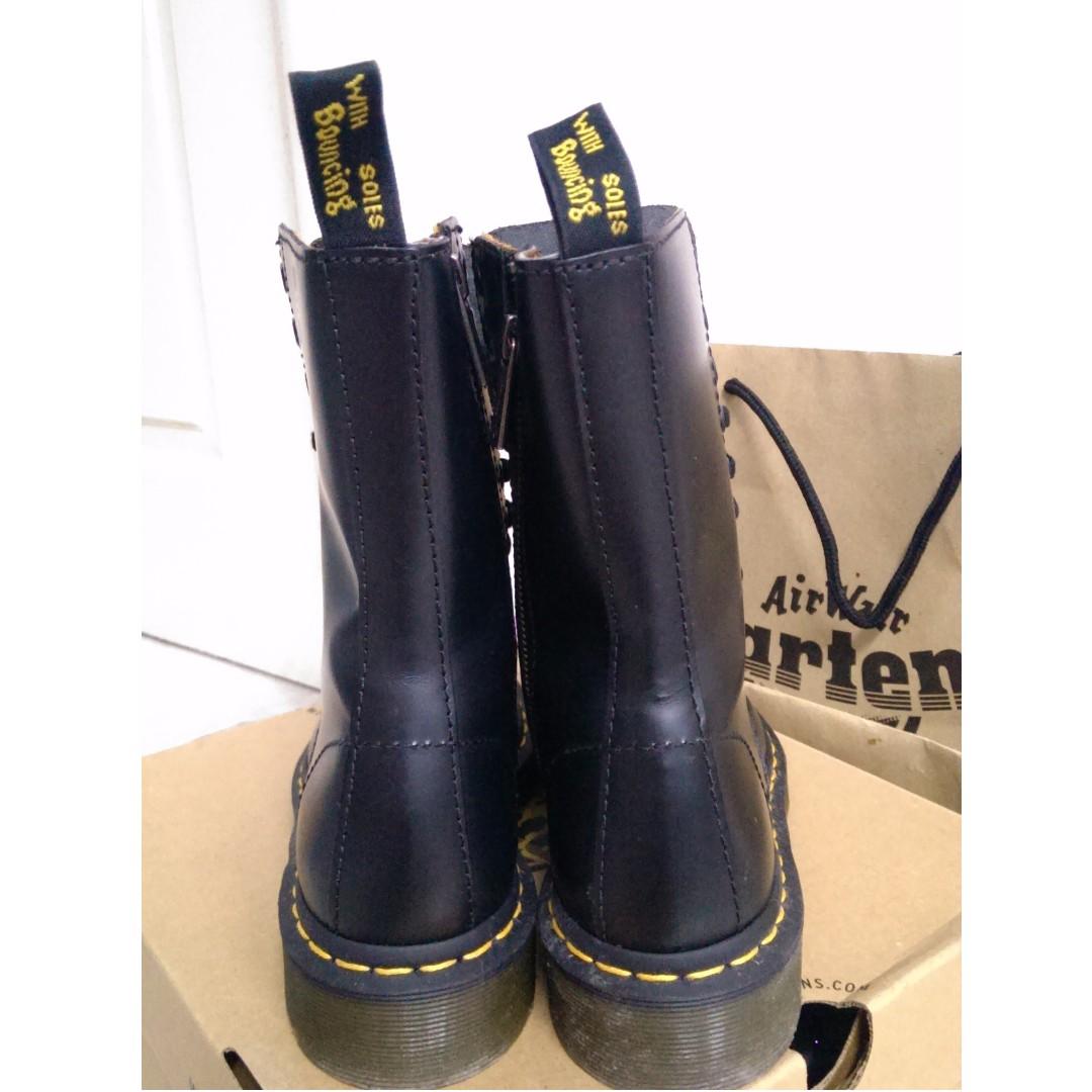 1d5538a4219b Dr. Martens Alix 10-Eye Zip Boot (Women s)