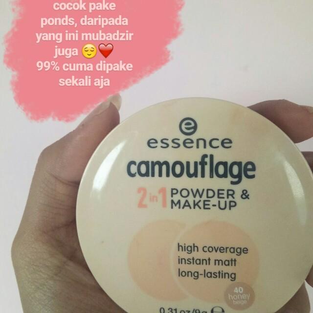 Essence Camouflage Powder
