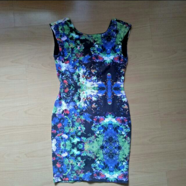 Fitted Bodycon Dress