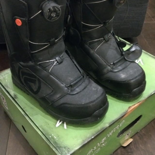 Flow ANSR Snowboard Boot Size 10