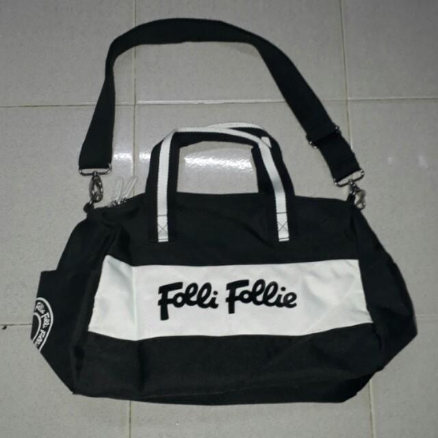 2d1c598e3311 Folli Follie Sling Bag Women S Fashion Bags Wallets On Carou