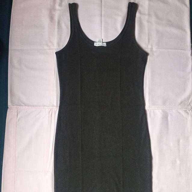 Forever 21 sleeveless short dress