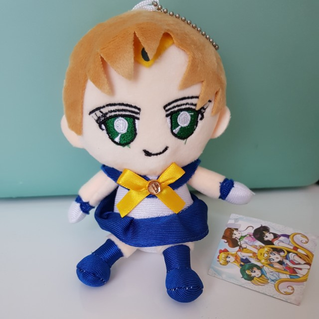 [Free Shipping] SailorMoon Uranus Plush