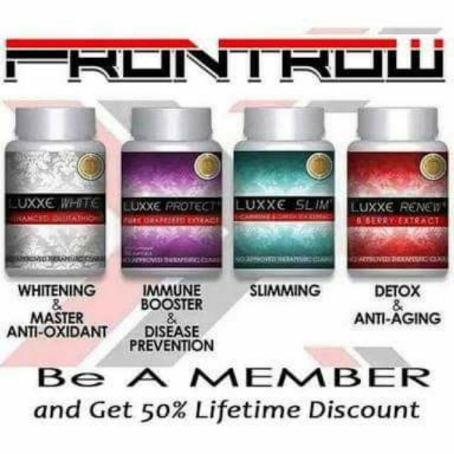 Frontrow 50% Discount