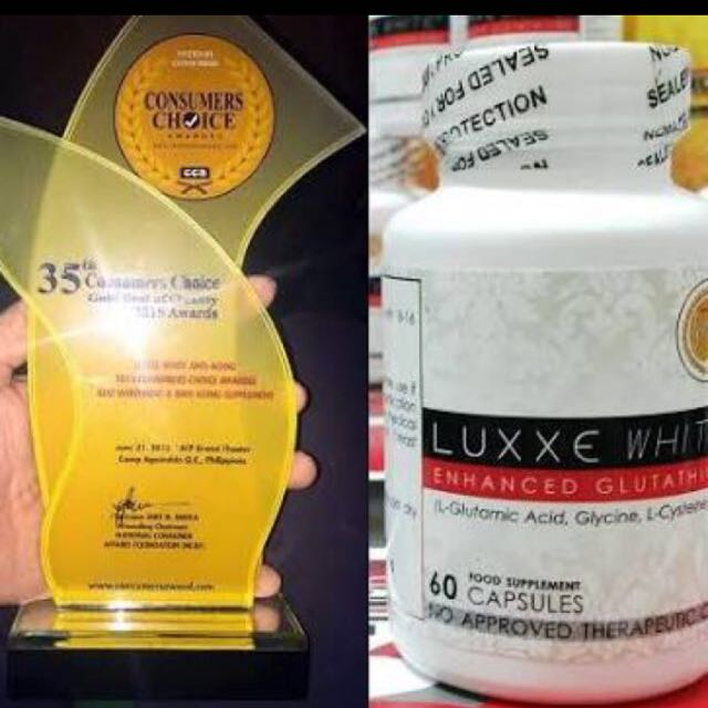 Frontrow luxxe glutathione