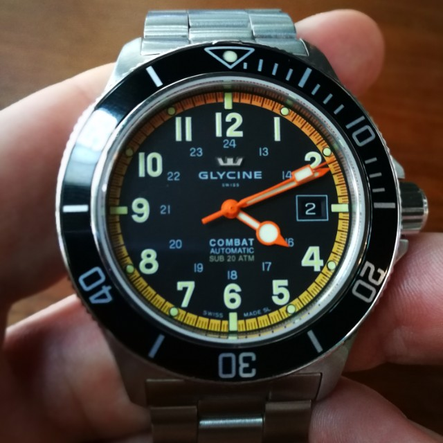to best features and it that think simg bracelets as the drilled straps of easy thoughts make are review watches they i one through change watch a for lugs combat glycine really