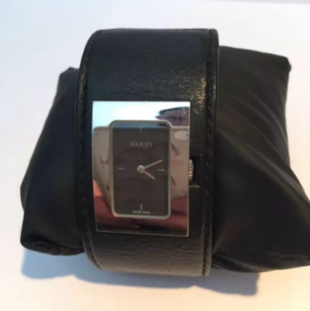 7a3e4ab597f Gucci 7800L Watch For Ladies  REDUCED!