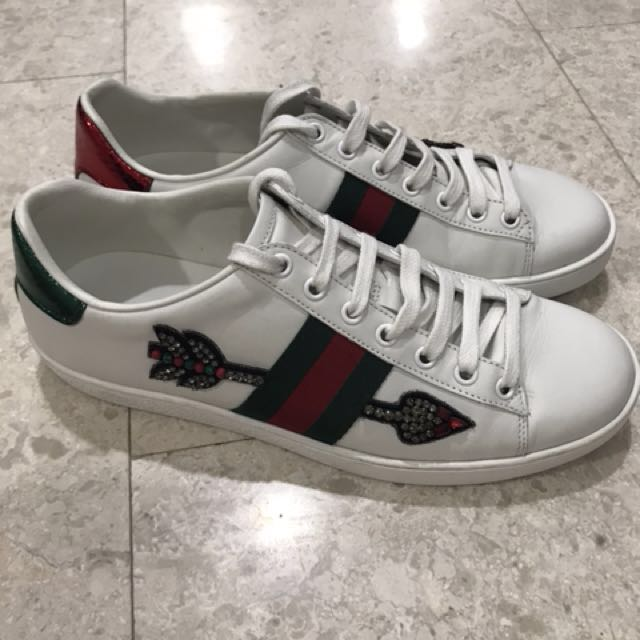 c6659b07902 Gucci Ace embroidered sneaker