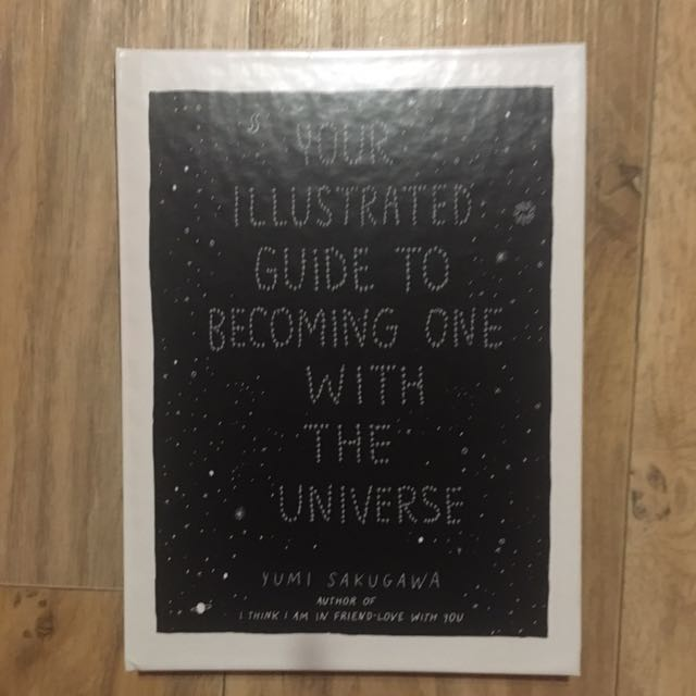 Guide to becoming one with the universe book