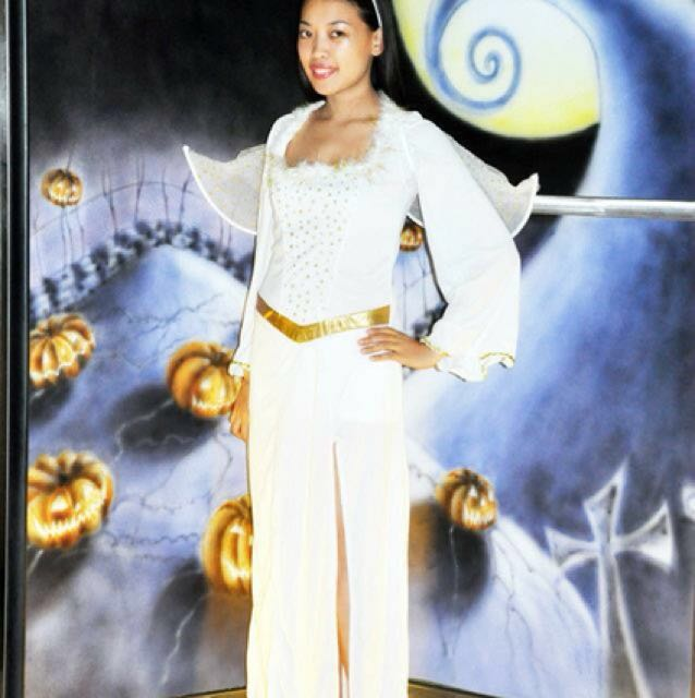 Halloween Angel costume set