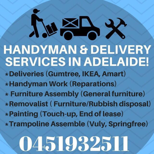 HANDYMAN & UTE DELIVERY
