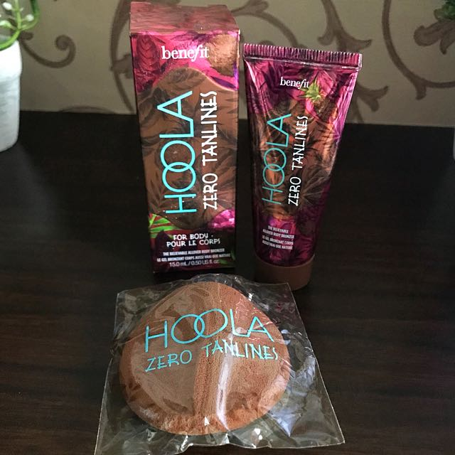 Hoola benefit body and face bronzer