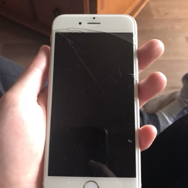 Iphone 6s gold 16gigs