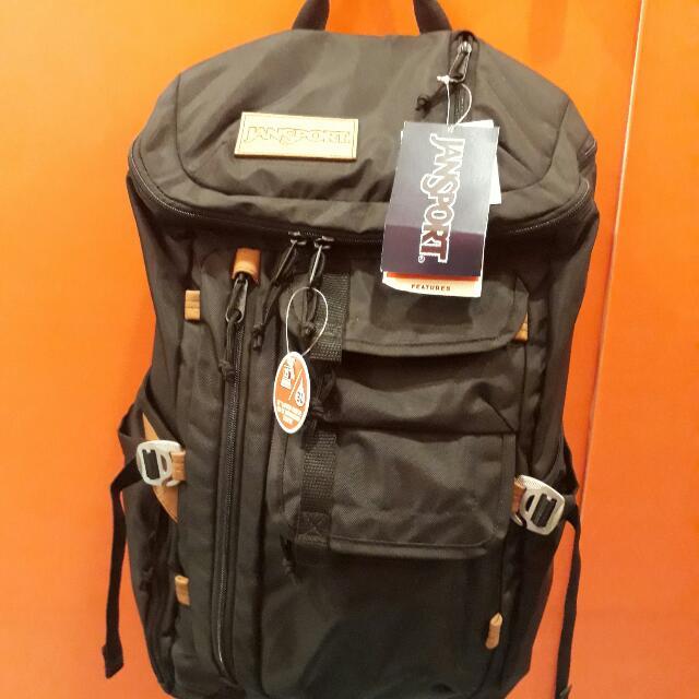 Jansport Watchtower Backpack Black