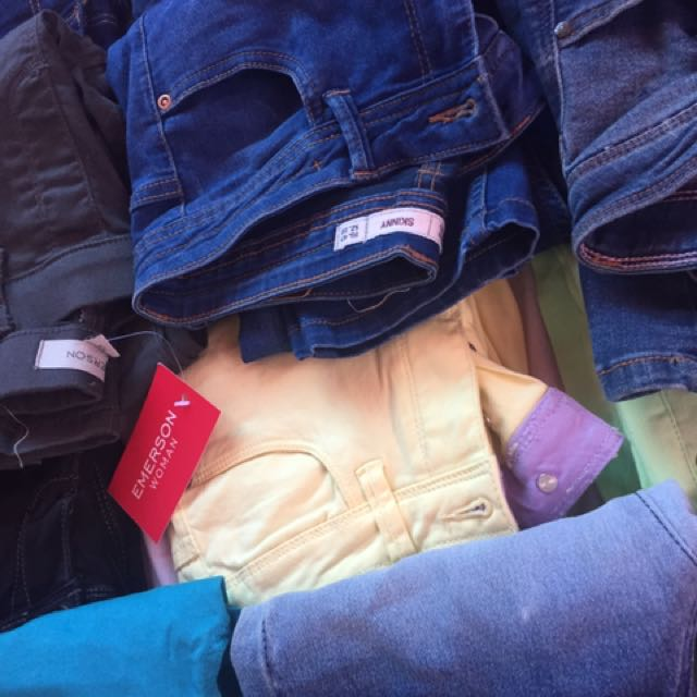 Jeans under 400 branded and unbranded