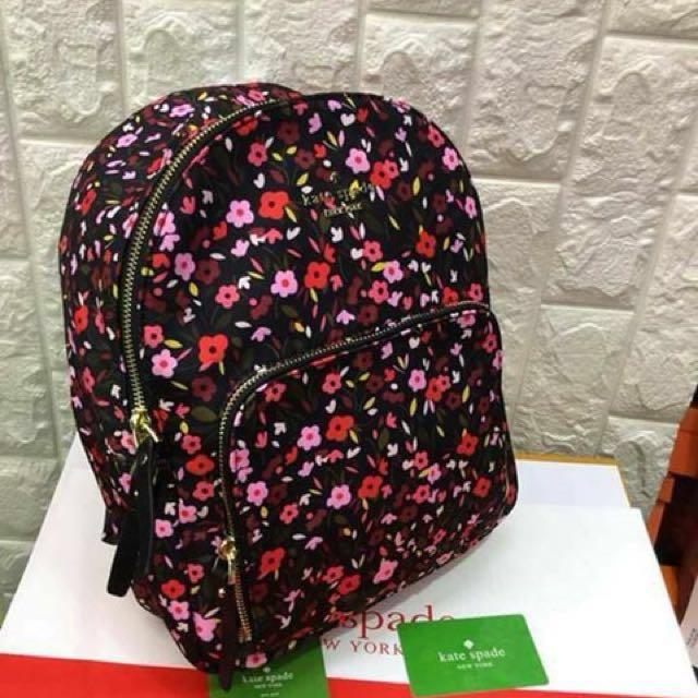 Kate Spade Bag Pack
