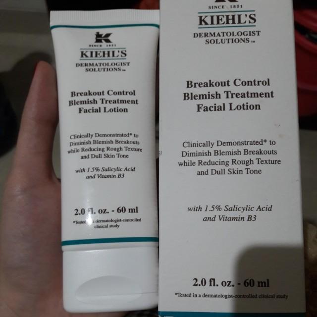 Khiel's Breakout Control Blemish Treatment