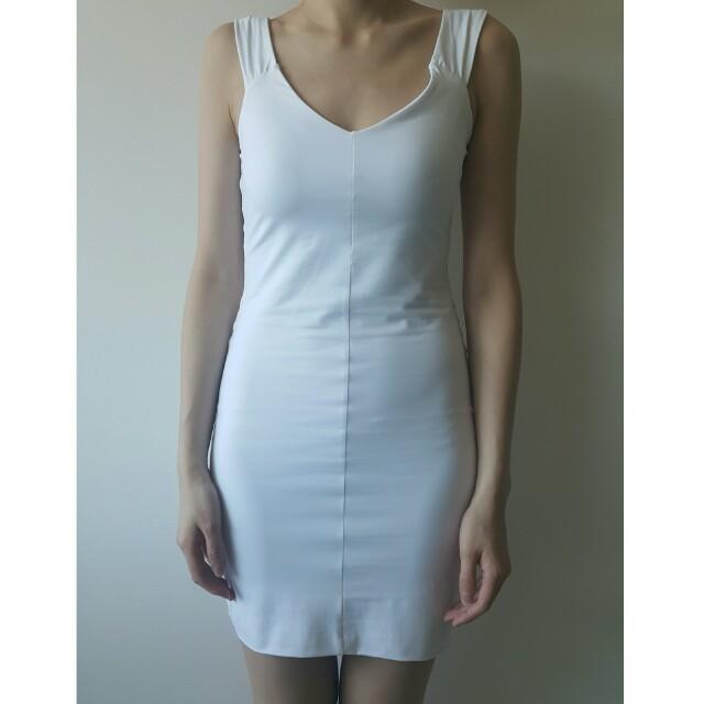Kookai white dress new with tag size2