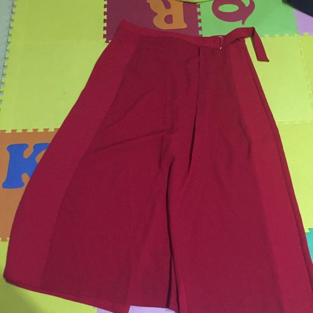 Kulot Zara Basic