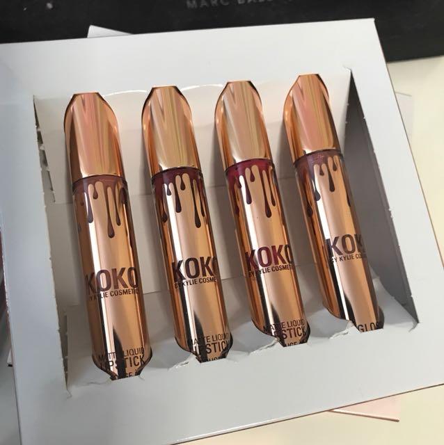 Kylie Koko Collection Lip Set