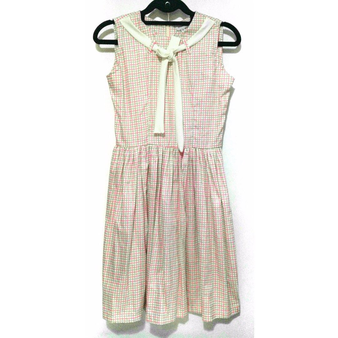 Le Caprice Pastel Sailor Dress