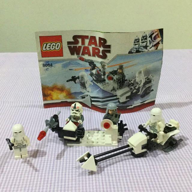 LEGO Star Wars 8084: Snowtrooper Battle Pack
