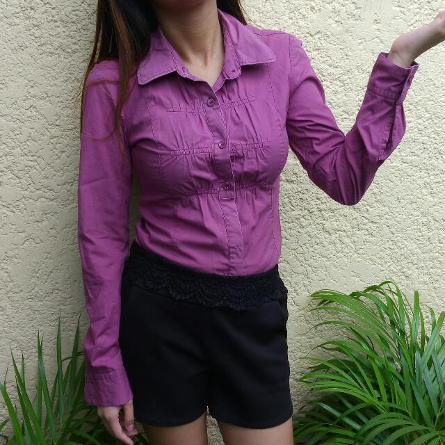 Longsleeves Polo Formal Wear