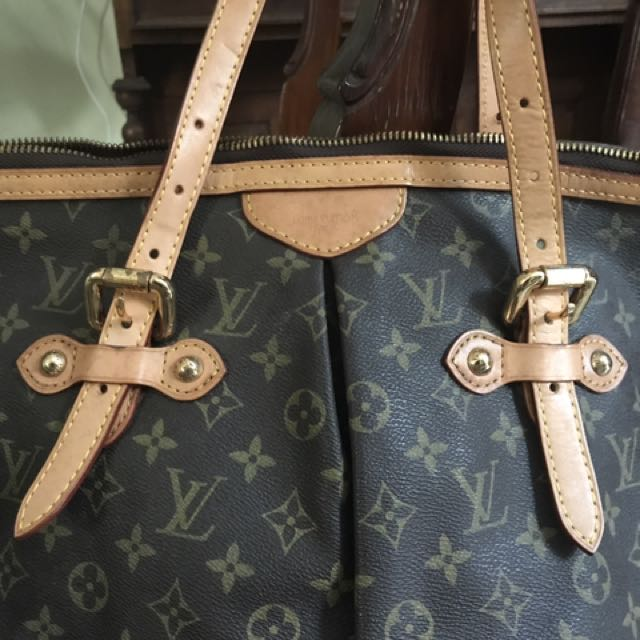 LV Palermo GM Bag