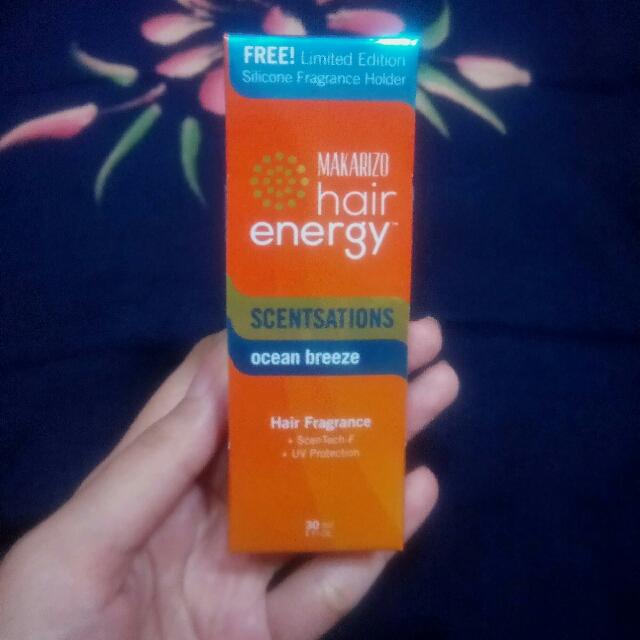 Makarizo Hair Energy (Ocean Breeze)