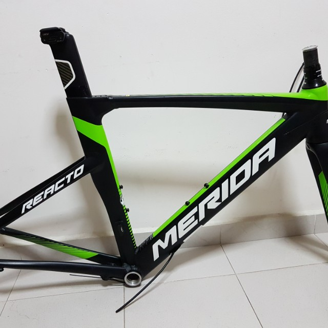 Merida Reacto 500 frame set for sale, Bicycles & PMDs, Bicycles on ...