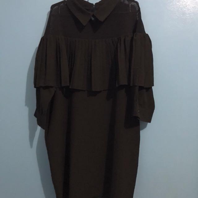 Mesh KoreAn dress