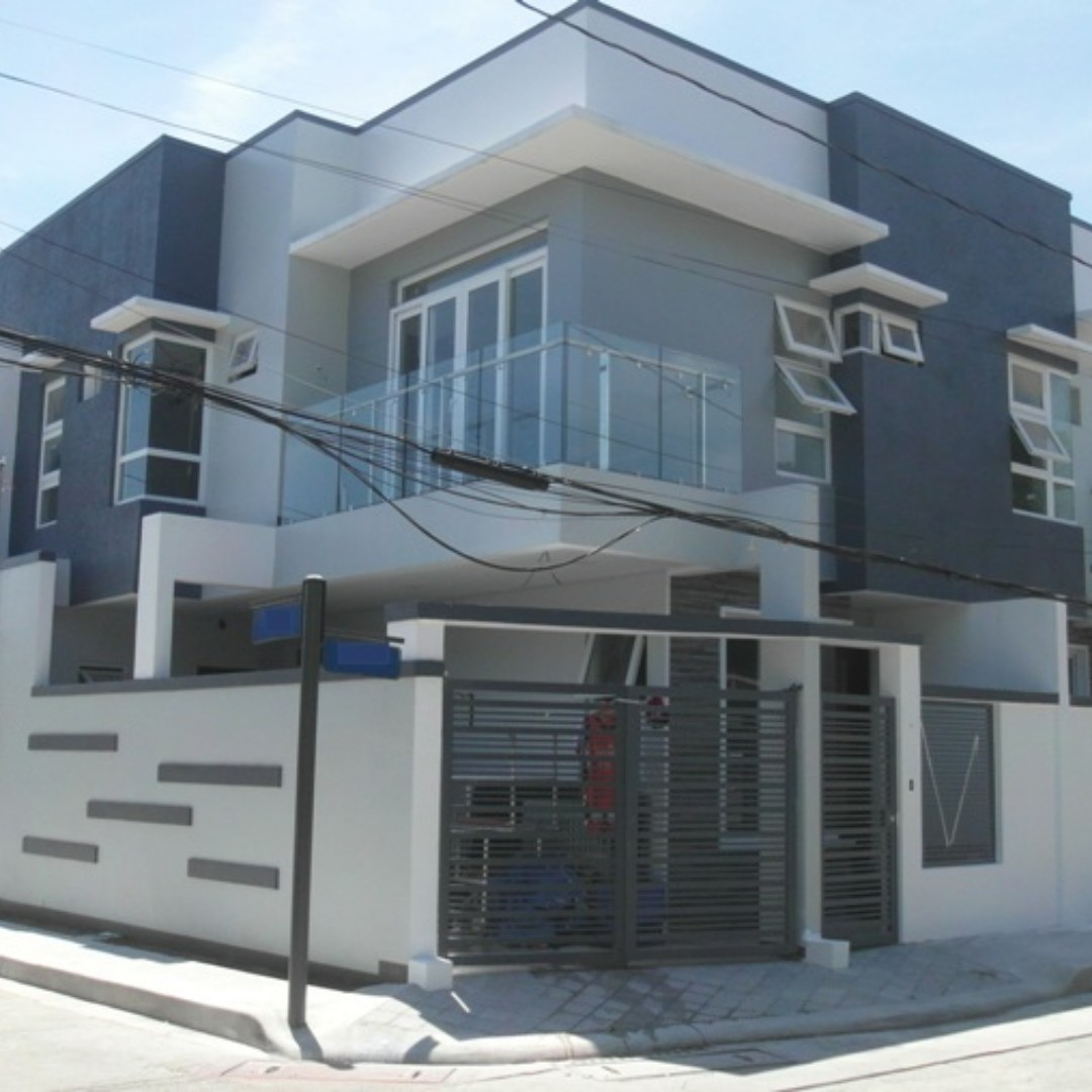 NEAR North EDSA PROJECT8 House and Lot Quezon City Townhouse For Sale