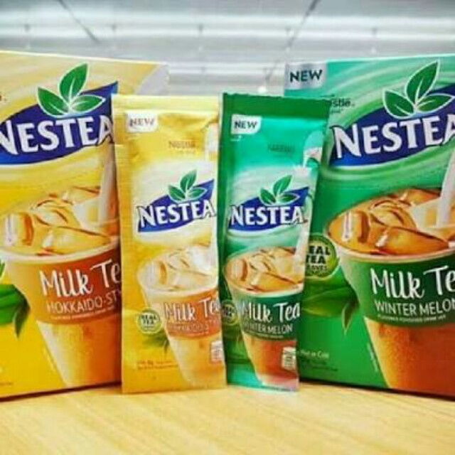 Nestea Milk Tea buy 1 take 1