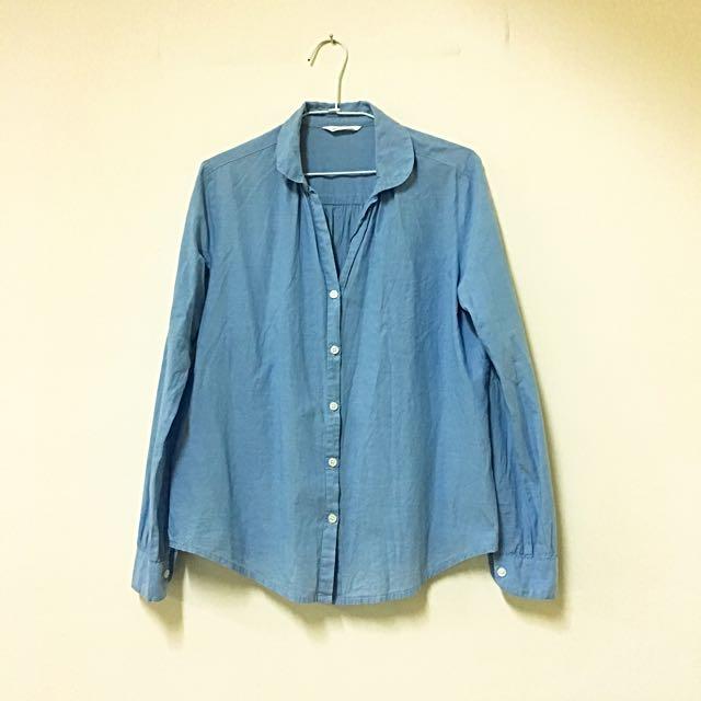 Net棉質襯衫