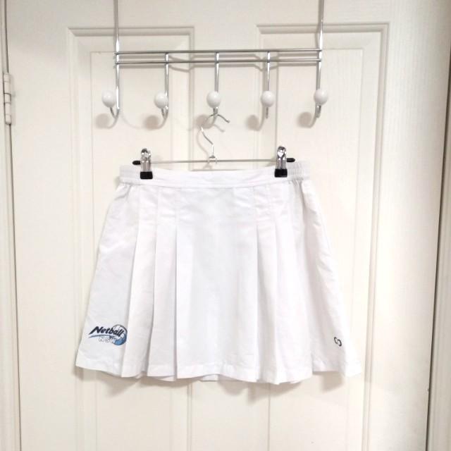NETBALL NSW Umpiring Skirt - Size 8