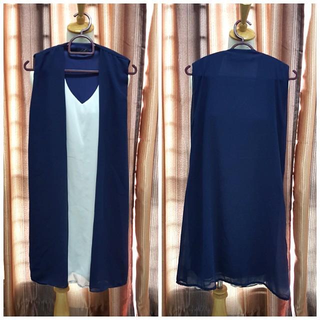 NEW Faux 2pc Dress