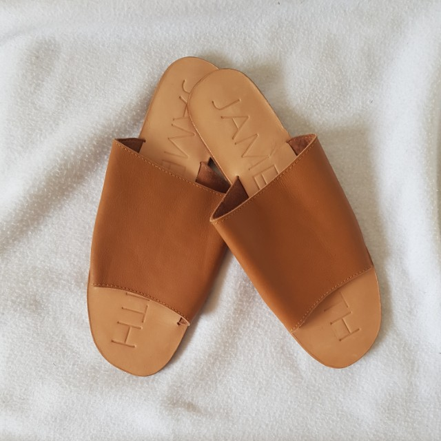 New James Smith Sandals