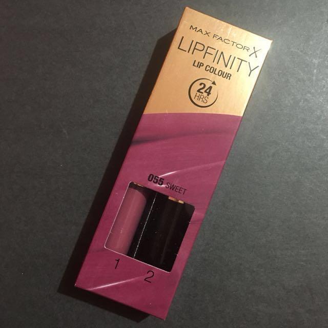 [NEW] Max Factor Lipfinity
