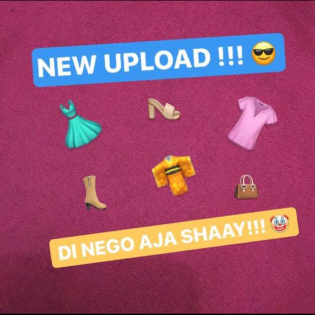 NEW UPLOAD!!!! DI NEGO AJA SHAYY👀😍