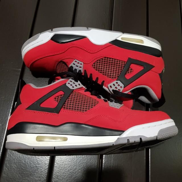 8c6af6d848af Nike Air Jordan 4 Toro Bravo