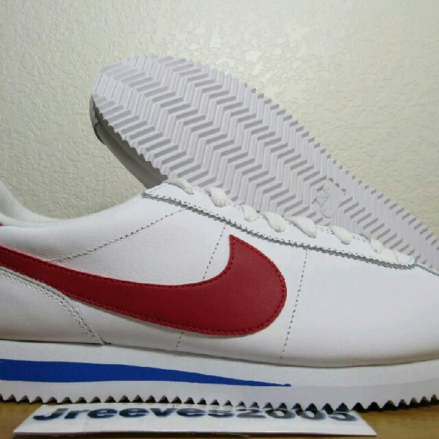 Nike Cortez Basic Forest Gump Original Olshop Fashion Pria Di Carousell