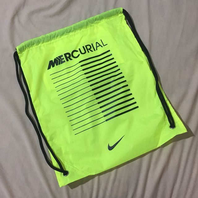 ed6063ad780b Nike Mercurial Drawstring Bag