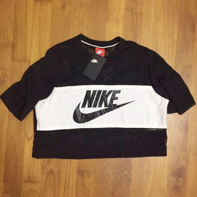 Nike originals crop top brand new