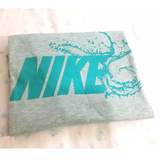 Nike T 短袖 男s 灰色 Logo