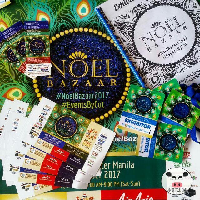 Noel Bazaar Tickets