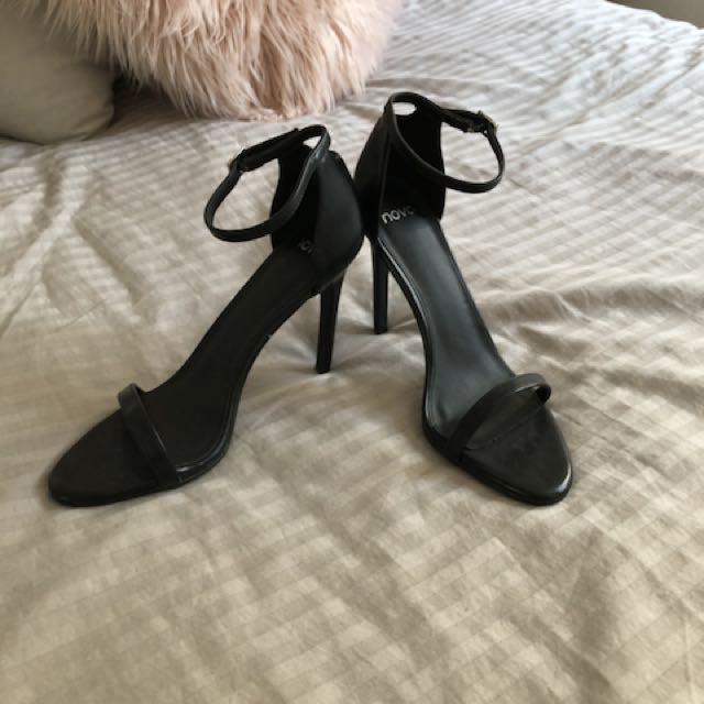 Novo stilettos