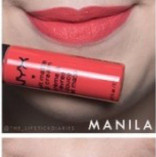 NYX Matte Lip Cream x2